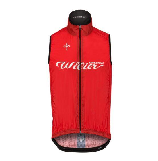 Wilier Gilet Red Vest